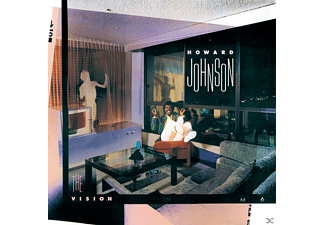 Howard Johnson - The Vision - (CD)