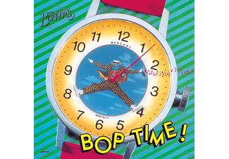L.A.BOPPERS - Bob Time - (CD)