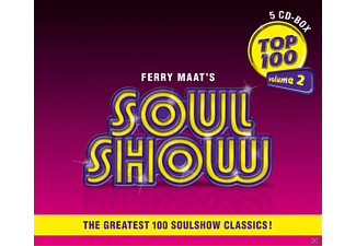 VARIOUS - Ferry Maat's Soulshow Vol. 2 - (CD)