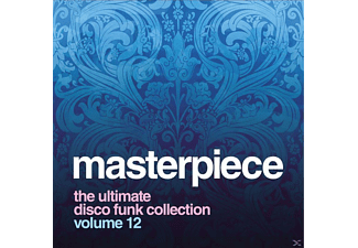VARIOUS - Masterpiece The Ultimate Disco Collection Vol.12 - (CD)