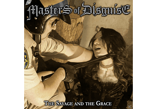 Masters Of Disguise - The Savage And The Grace - (CD)