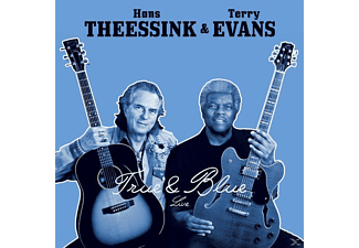 Theessink Hans, Evans Terry - True And Blue - (CD)