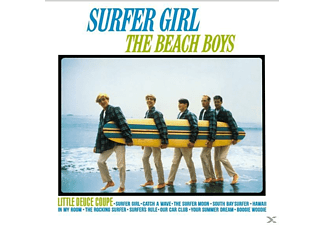The Beach Boys - Surfer Girl - (Vinyl)