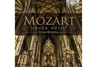 Ivan Ronda - Organ Music [CD]