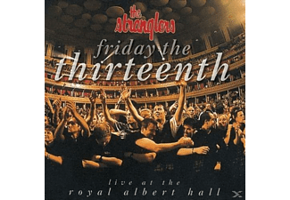 The Stranglers - Friday The 13th-Live At The Royal - (Vinyl)