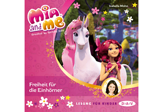 Mia And Me-Teil 13: Freiheit - (CD)