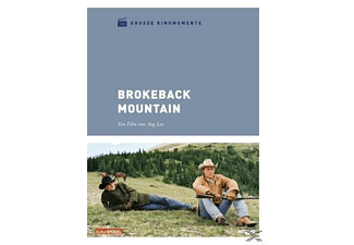BROKEBACK MOUNTAIN (GROSSE KINOMOMENTE) - (DVD)