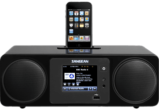 sangean internetradio wfr 2d digital radio internet radio. Black Bedroom Furniture Sets. Home Design Ideas