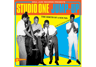 VARIOUS - Studio One Jump-Up - (LP + Download)