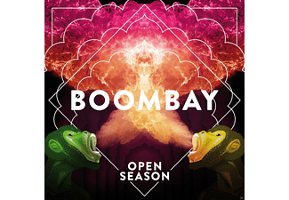 Open Season - Boombay - (CD)