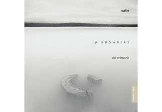 Riri Shimada - Piano Works - (CD)