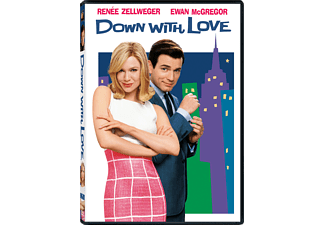 DOWN WITH LOVE DVD