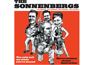 The Sonnenbergs - You Only Call Me When Your're - (Vinyl)