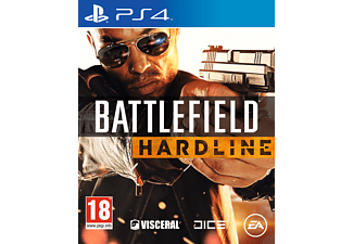 ARAL Battlefield Hardline PlayStation 4