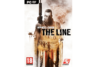 Spec Ops - The Line Xbox 360, PS3, OS X, Windows