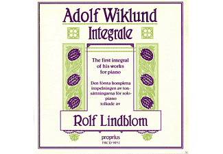 Rolf Lindblom - Integrale - (CD)