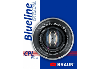 BRAUN Polarisatiefilter Blueline 40.5 mm (14171)