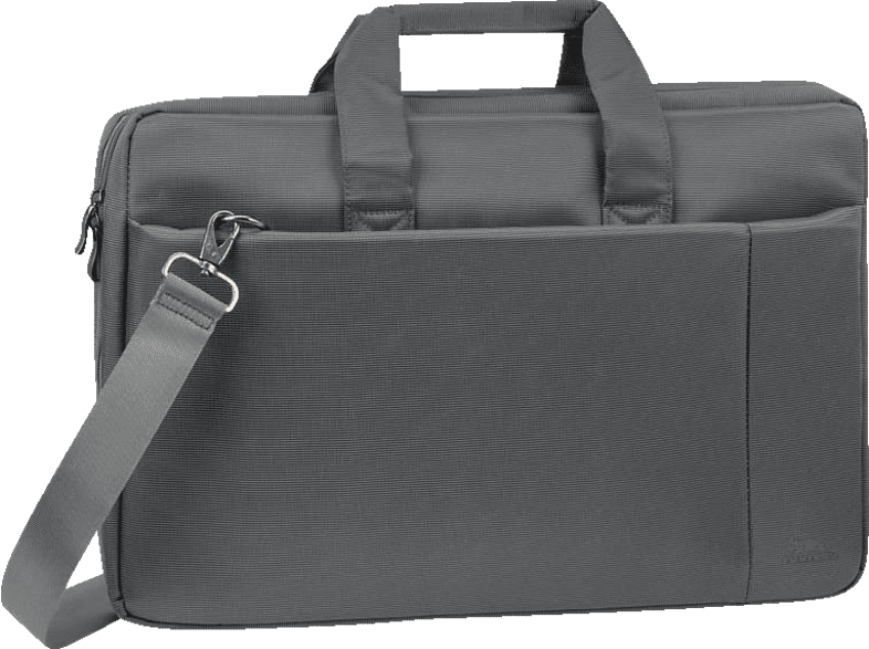 RIVACASE 8251 Laptop bag 17.3 Grey computing   tablets   offline τσάντες  θήκες laptop  tablet  computing  laptop τ