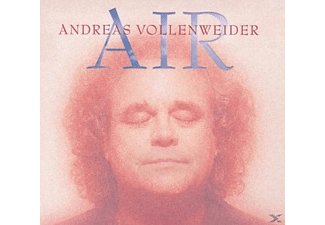 Andreas Vollenweider - Air [CD]