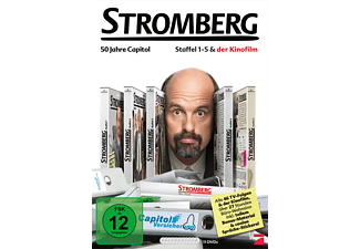 Saturn.de: Stromberg Staffel 1-5 & Film