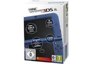 NINTENDO New 3DS XL Blauw