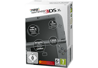 NINTENDO New 3DS XL Zwart