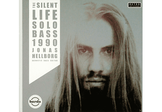 Jonas Hellborg - The Silent Life / Solo Bass 1990 - (CD)
