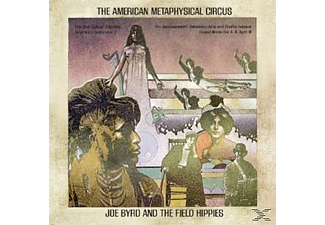 Joe & The Field Hippies Byrd - American Metaphysical Circus [CD]