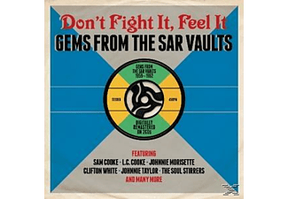 VARIOUS - Don't Fight It-Feel It - (CD)