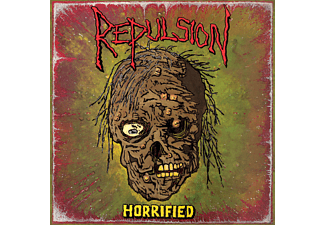 Repulsion - Horrified (Reissue) - (CD)