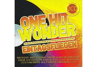 VARIOUS - One Hit Wonder-Eintagsfliegen - (CD)