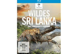 Wildes Sri Lanka - (Blu-ray)