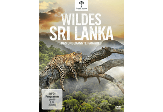 Wildes Sri Lanka - (DVD)