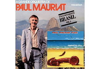 Paul Mauriat, His Orchestra - Overseas Call & Exclusivamente Brasil Vol.3 [CD]
