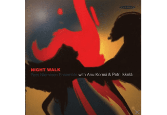 Petri Nieminen Ensemble - NIGHT WALK - (CD)