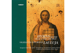 Risto Matsi Tampere Orthodox Choir - HYMNS OF THE VIGIL & THE LITURGY - (CD)