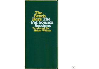 The Beach Boys - Pet Sounds Sessions [CD]