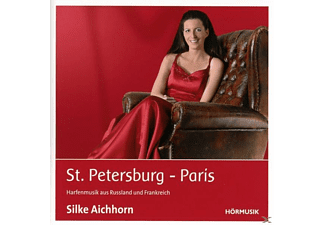 Aichhorn Silke - St.Petersburg-Paris - (CD)