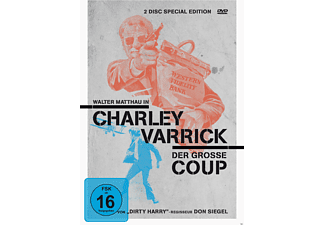 Charley Varrick: Der große Coup - Special Edition [DVD]