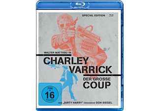Charley Varrick: Der große Coup - Special Edition - (Blu-ray)