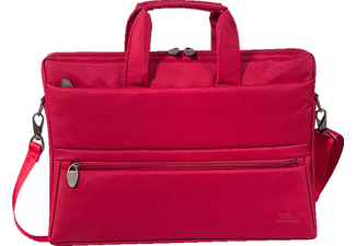 "RIVACASE 8630 Laptop bag 15.6"" Red"