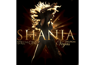 Shania Twain - Shania: Still The One-Live From Vegas [CD]