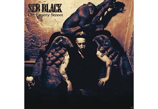 Seb Black - On Emery Street - (CD)