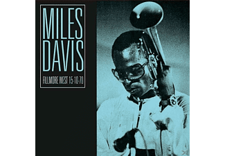 Miles Davis - Fillmore West 15-10-70 [CD]