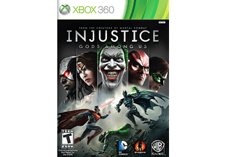 Injustice: Gods Among Us - Ultimate Edition Xbox 360