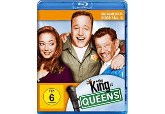 King of Queens - Staffel 2 - (Blu-ray)