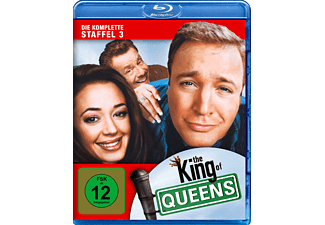 King of Queens - Staffel 3 - (Blu-ray)