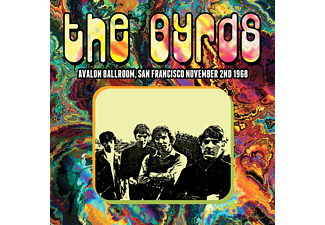 The Byrds - Avalon Ballroom, San Francisco Nov.2nd 1968 (180 - (Vinyl)
