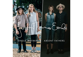 Justin Townes Earle - Absent Fathers/Single Mothers (2lp+Mp3) - (LP + Download)