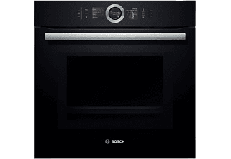 bosch hng 6764 b 6 serie 8 mikrowellen backofen mit dampfunterst tzung back fen kaufen bei saturn. Black Bedroom Furniture Sets. Home Design Ideas